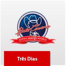 Beto Carrero World - 3 dias + 1 dia GRÁTIS
