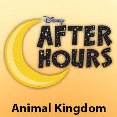 Disney After Hours no Animal Kingdom