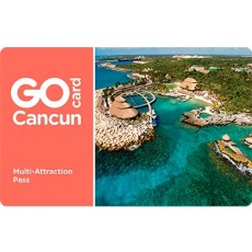 Go Card Cancun - 2 dias